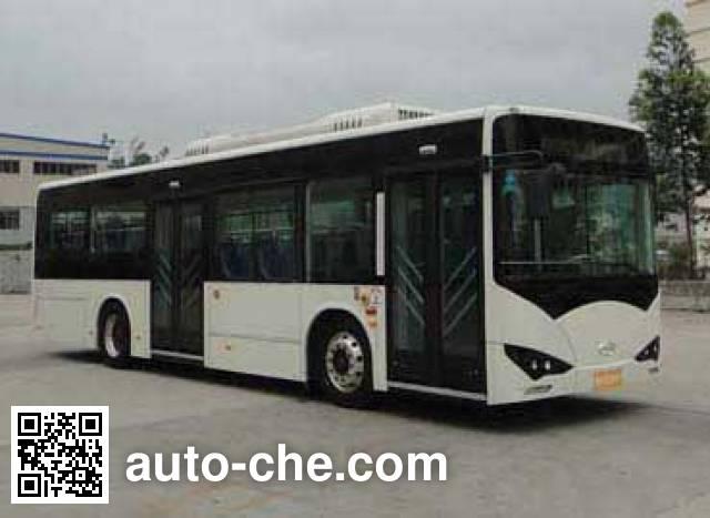 GAC GZ6100LGEV electric city bus