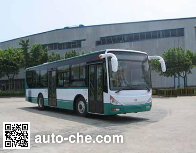 广汽牌GZ6103PHEV3混合动力城市客车