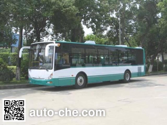 广汽牌GZ6112PHEV混合动力城市客车