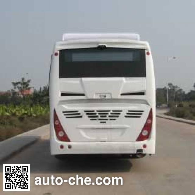 广汽牌GZ6113HEV6混合动力城市客车