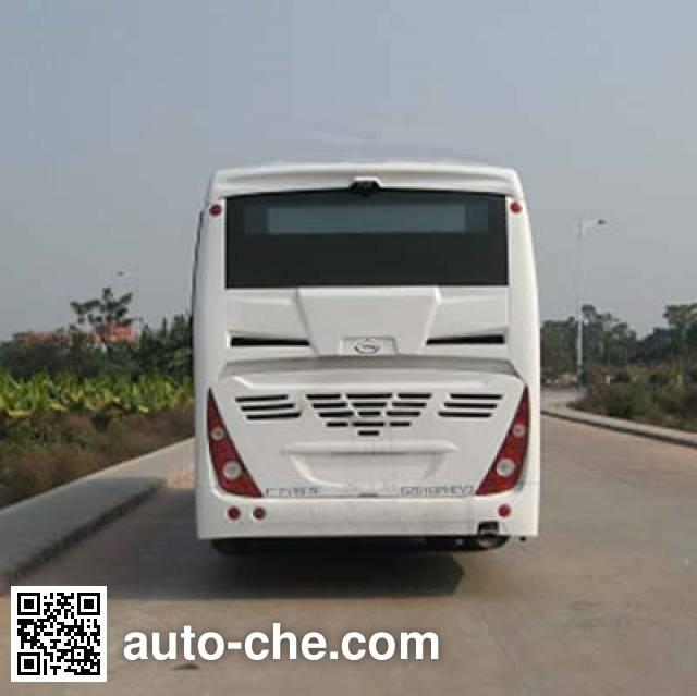 广汽牌GZ6113PHEV5混合动力城市客车