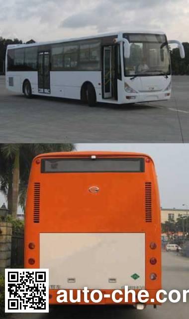 GAC GZ6120EV2 electric city bus