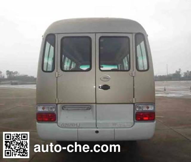 广汽牌GZ6591J客车