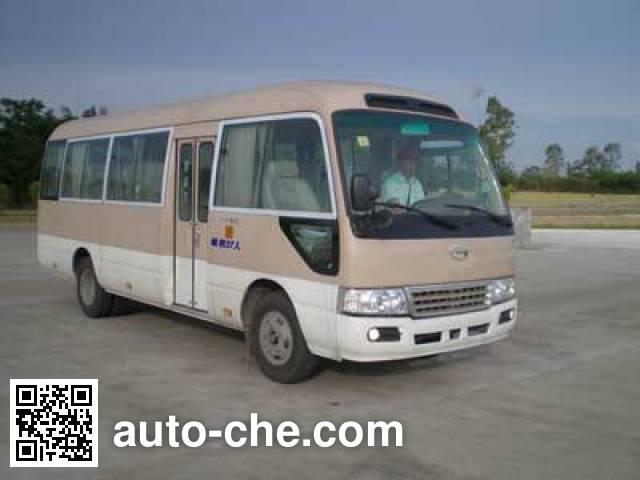 广汽牌GZ6701F客车