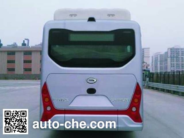GAC GZ6800LZEV electric city bus