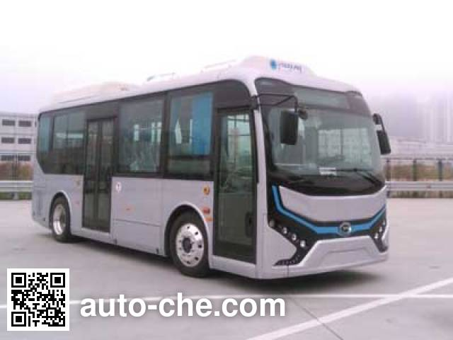 GAC GZ6800LZEV electric city bus