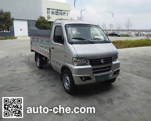 Huanqiu GZQ5020CTYBEV electric garbage container transport truck