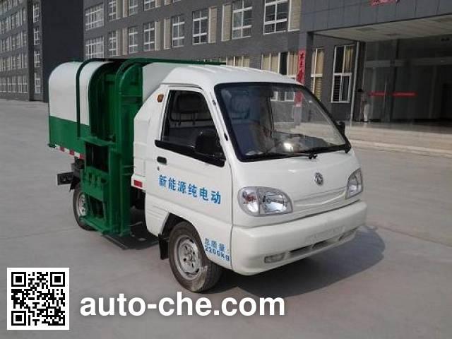Huanqiu GZQ5020ZZZACBEV electric self-loading garbage truck