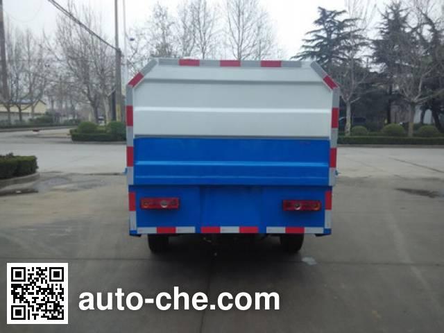 Huanqiu GZQ5022ZZZBEV electric self-loading garbage truck