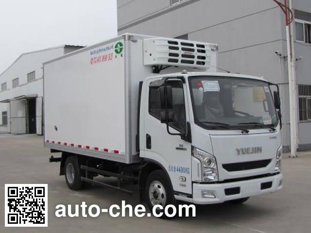 苏通牌HAC5040XLC冷藏车