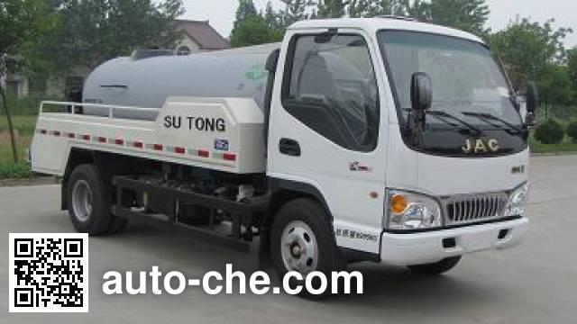 苏通牌HAC5071GQX下水道疏通清洗车