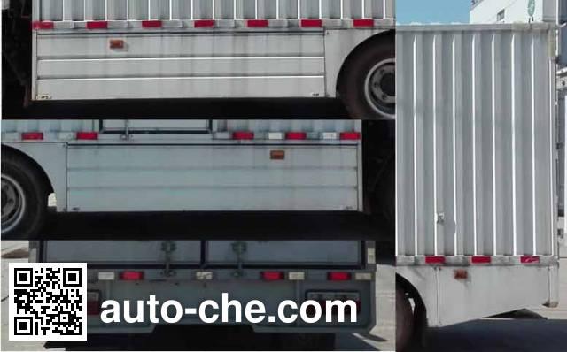 Sutong (Huai'an) HAC5071XXYEV1 electric cargo van