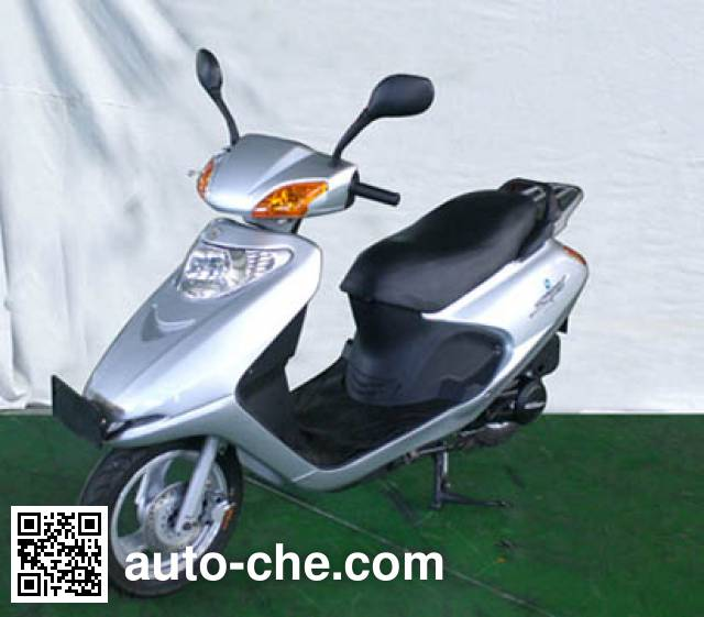 Haoba HB125T-2D scooter