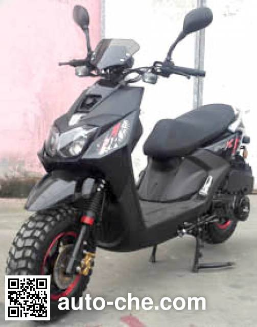 Haoba HB125T-4V scooter
