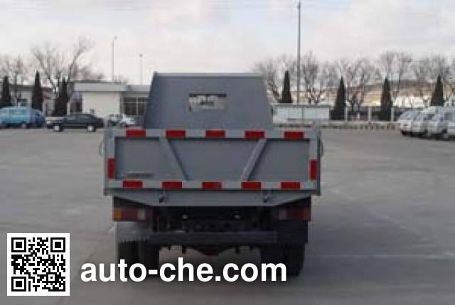 Heibao HB2315D1 low-speed dump truck