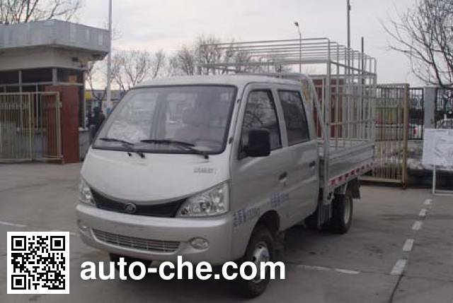 Heibao HB2315WCS1 low-speed stake truck