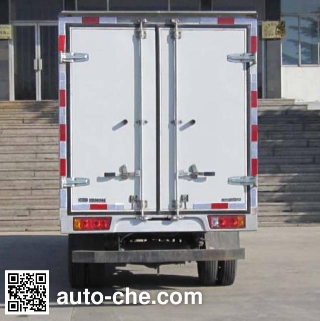 Heibao HB2815X1 low-speed cargo van truck