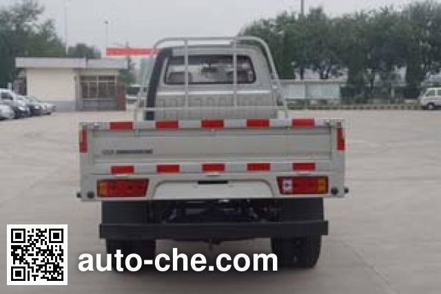 黑豹牌HB2820-2低速货车