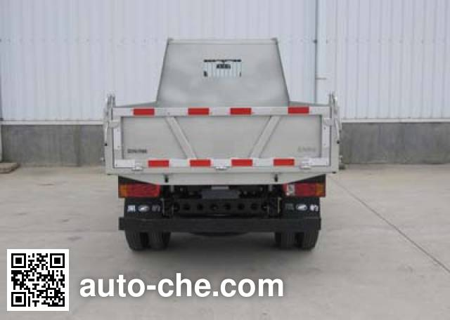 Heibao HB2820D low-speed dump truck
