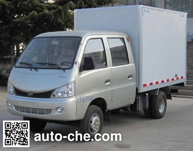 Heibao HB2820WX low-speed cargo van truck