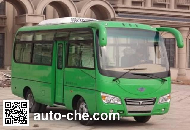 长鹿牌HB6609A客车