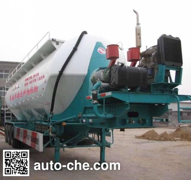 Chuanteng HBS9400GFL bulk powder trailer