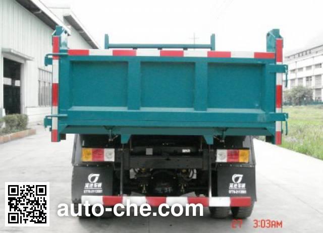 Hechi HC5820CD low-speed dump truck