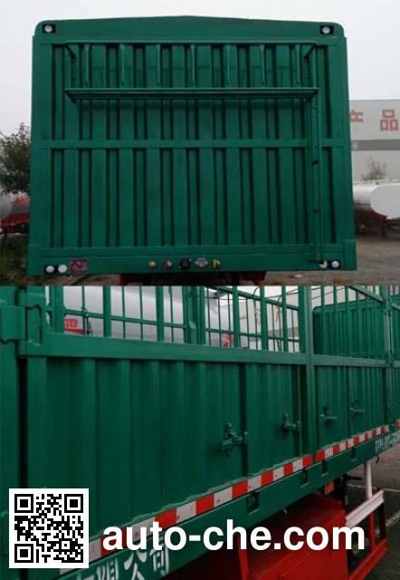 Changhua HCH9401CCY13Z1 stake trailer
