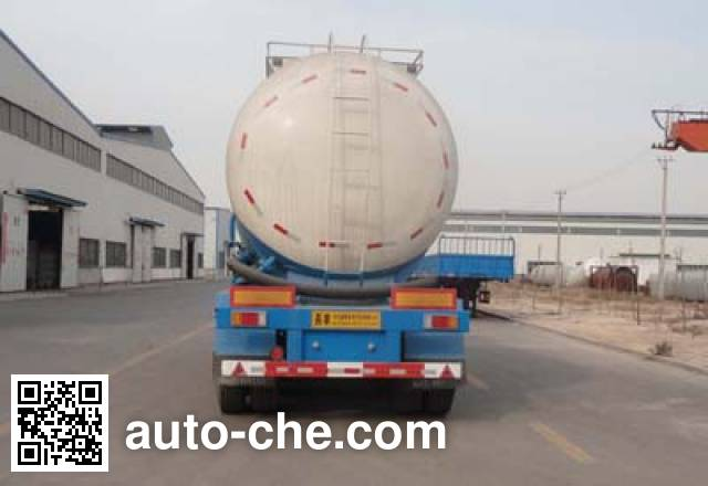Changhua HCH9400GFL36 medium density bulk powder transport trailer