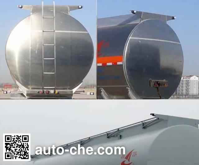 Changhua HCH9400GRY43 flammable liquid tank trailer