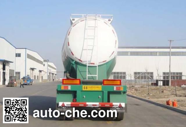 Changhua HCH9401GFL36 medium density bulk powder transport trailer