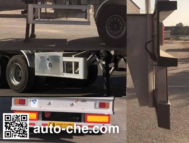 Changhua HCH9401GRH40 lubricating oil tank trailer