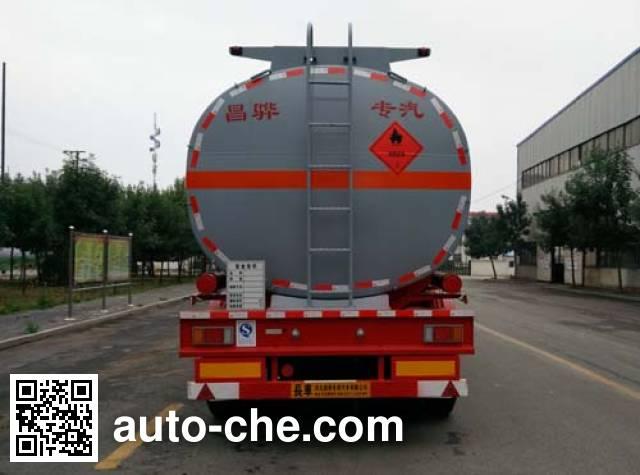 Changhua HCH9401GYY42 oil tank trailer