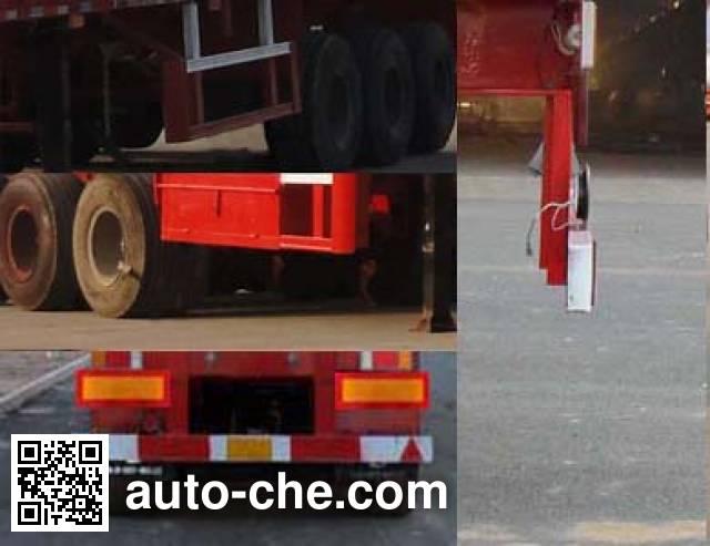 Changhua HCH9408CCYA stake trailer