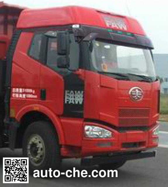 Sunhunk HCTM HCL3310CAN35P7J4 flatbed dump truck