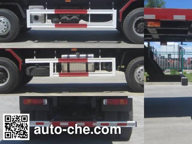 Sunhunk HCTM HCL3313BJV43P8E4 flatbed dump truck