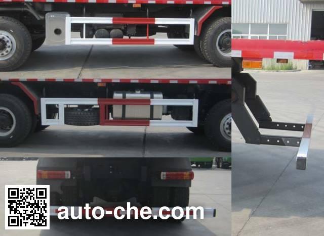 Sunhunk HCTM HCL3319BJV47P8G5 flatbed dump truck