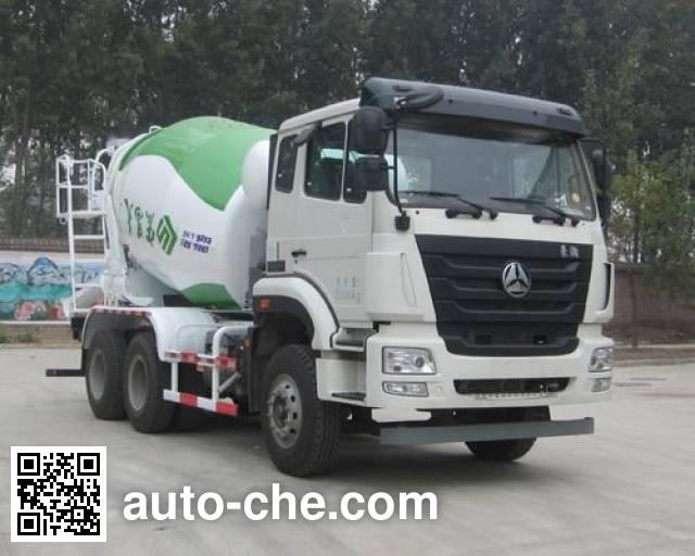Sunhunk HCTM HCL5255GJBZZN32F4 concrete mixer truck