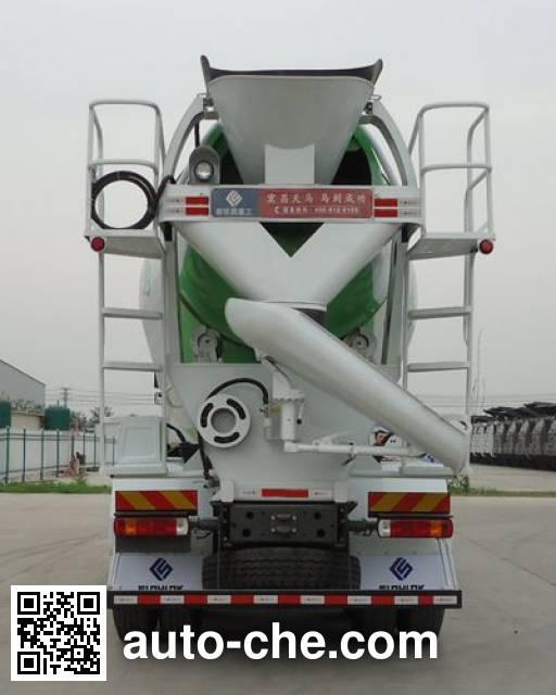 宏昌威龙牌HCL5257GJBZZN40L4混凝土搅拌运输车