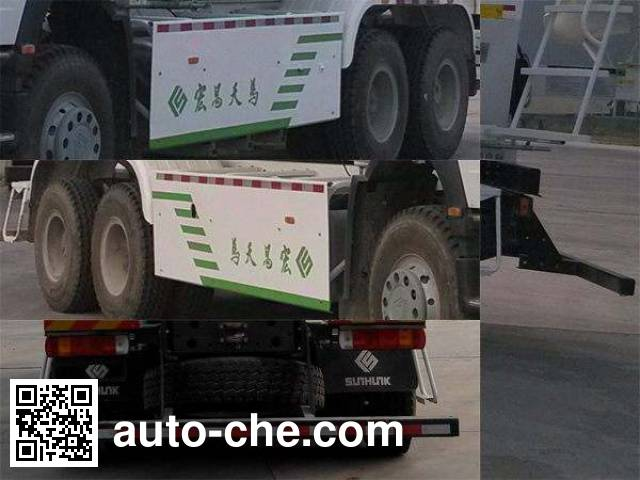 Sunhunk HCTM HCL5257GJBZZN43L5L concrete mixer truck