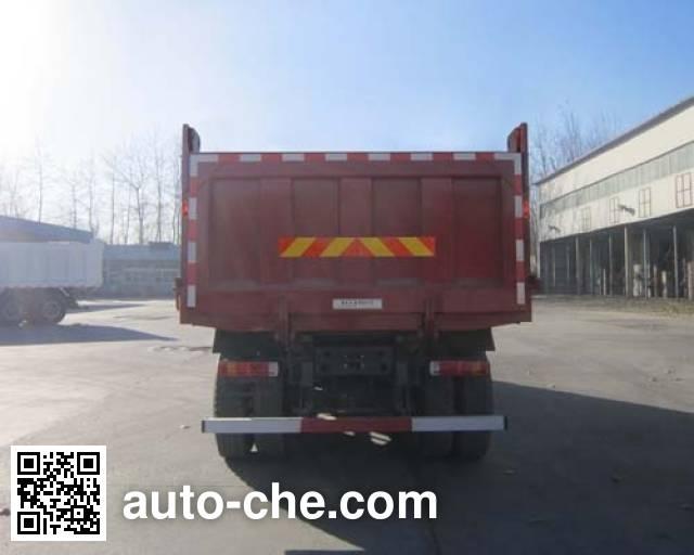 Sunhunk HCTM HCL5257ZLJZZ385L4 dump garbage truck