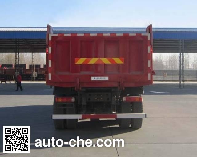 Sunhunk HCTM HCL5257ZLJZZ416L4 dump garbage truck
