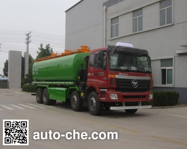 宏昌天马牌HCL5313ZWXBJ5污泥自卸车
