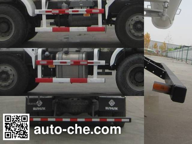 Sunhunk HCTM HCL5315GJBZZN30F4 concrete mixer truck