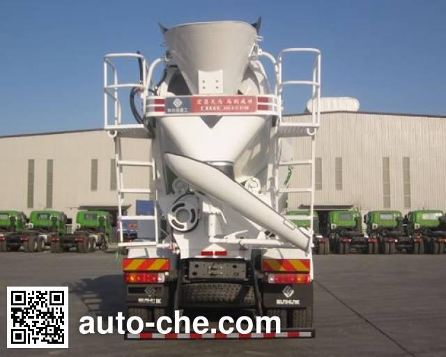 宏昌天马牌HCL5317GJBZZN34L4混凝土搅拌运输车