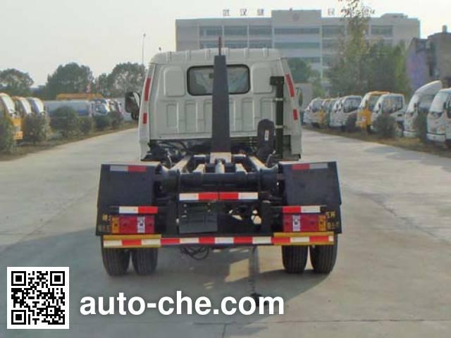 华通牌HCQ5040ZXXB5车厢可卸式垃圾车