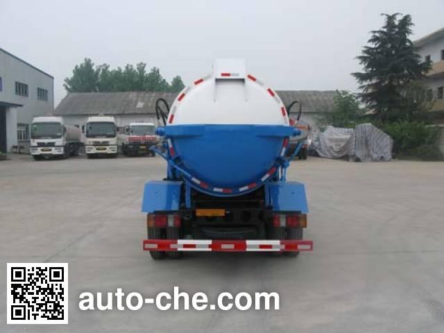 Huatong HCQ5060TCAJX food waste truck