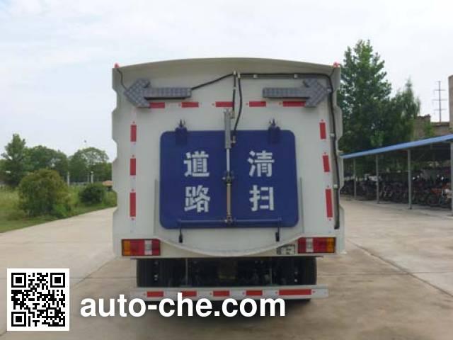 华通牌HCQ5073TSLZZ5扫路车
