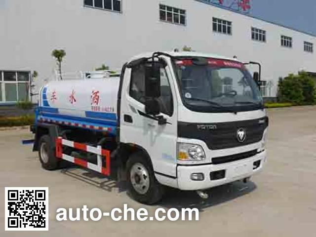 华通牌HCQ5080GSSB洒水车