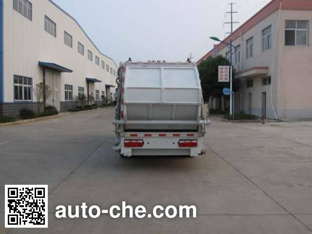 Huatong HCQ5080ZYSDFA garbage compactor truck